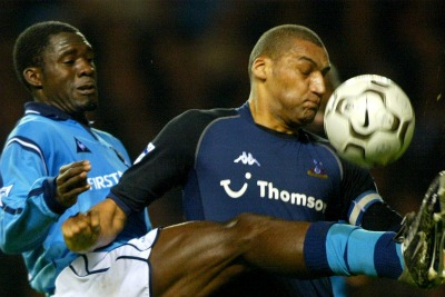 Dean Richards ex-difensore del Tottenham (Ansa)