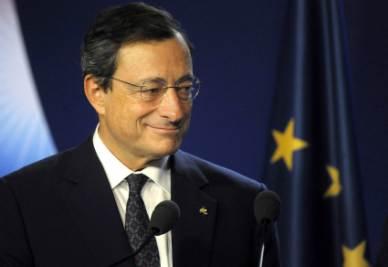Mario Draghi (Foto Ansa)