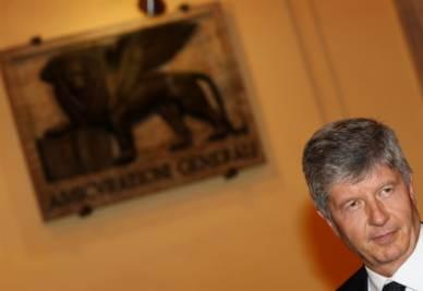 Gabriele Galateri, neo Presidente di Generali (Foto Ansa)