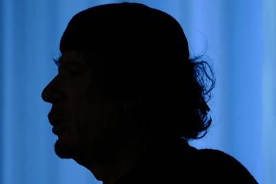 Libia, Gheddafi morto