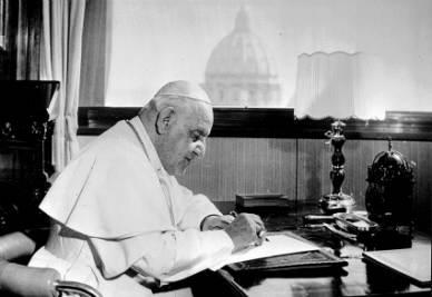 Giovanni XXIII (Foto Ansa)
