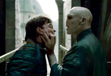 Una scena del film Harry Potter e i Doni della Morte parte seconda (Foto Ansa)