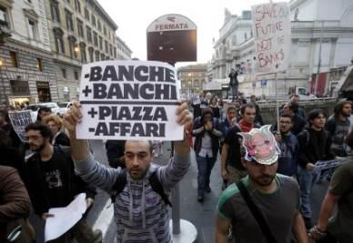 La manifestazione I-Day a Roma (Foto Ansa)