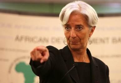 Christine Lagarde (Foto Ansa)
