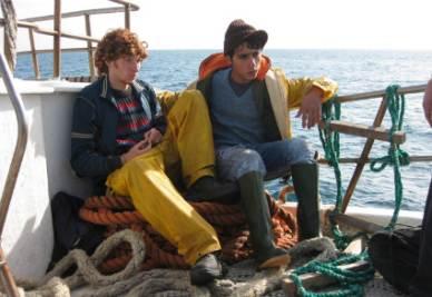 Una scena del film Malavoglia (Foto Ansa)
