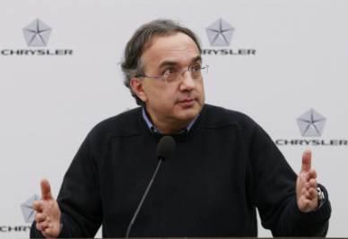 Sergio Marchionne (Foto Ansa)