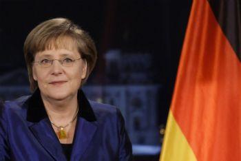 Angela Merkel (Foto Ansa)