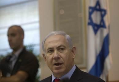 Il primo ministro israeliano Benjamin Netanyahu (Foto Ansa)