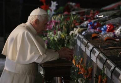 Il Papa Benedetto XVI