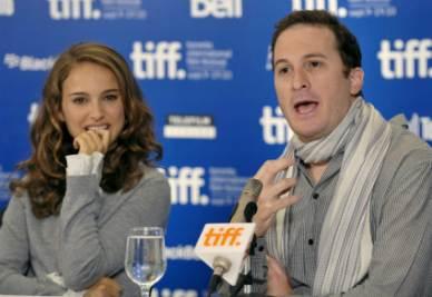 Natalie Portman e Darren Aronofsky (Foto Ansa)