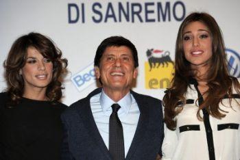 """YOUTUBE / Video, Sanremo 2011, gaffe sul televoto: """"Sta vincendo Vecchioni"""". Morandi si arrabbia e se ne va"""