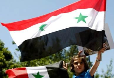 Manifestazioni in Siria (Ansa)