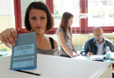 Preferenze elezioni comunali 2011