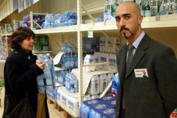 Controlli nei supermercati