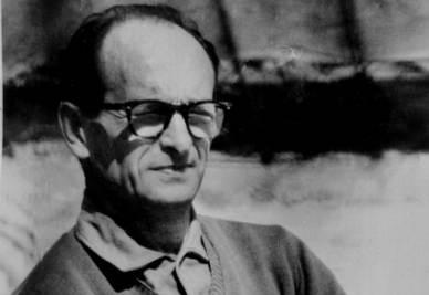 Adolf Eichmann (Ansa)