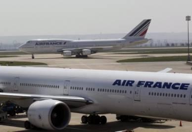 Un aereo Air France