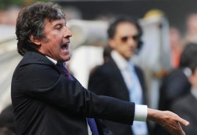 Alberto Malesani, tecnico del Genoa (Foto: Ansa)