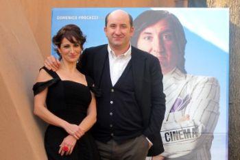 Antonio Albanese, protagonista di Qualunquemente (Foto Ansa)