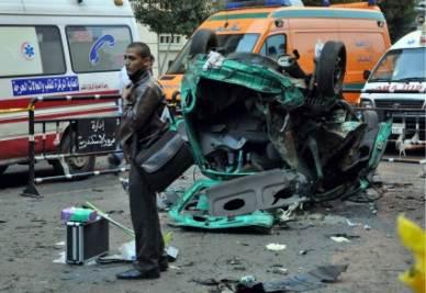 L'attentato ad Alessandria del Capodanno scorso