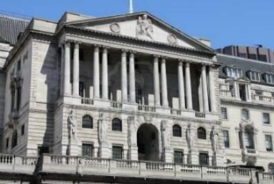 La sede della Banca di Inghilterra