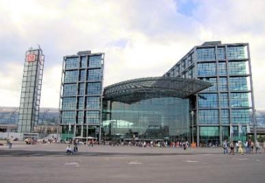 Stazione di Berlino