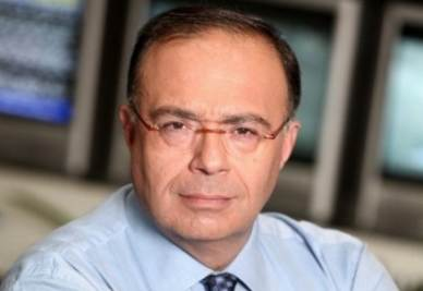 Massimo Bernardini, conduttore di Tv Talk