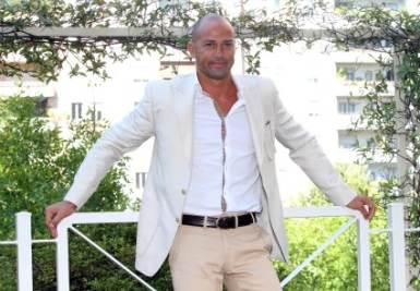 Stefano Bettarini, foto Ansa