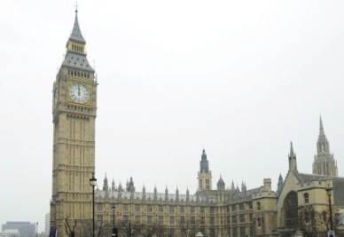Il Big Ben a Londra