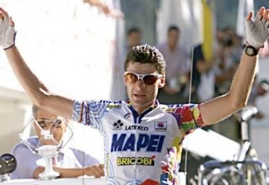 Gianni Bugno (Foto Ansa)