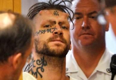 Il satanista americano arrestato nei giorni scorsi