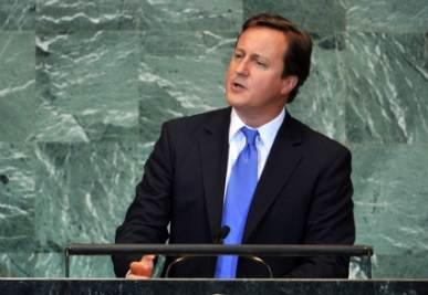 David Cameron, foto Ansa