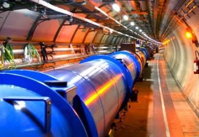 Il super acceleratore del Cern