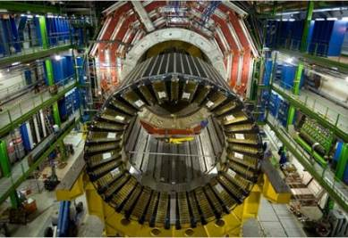 The CERN accelerator   (ANSA)