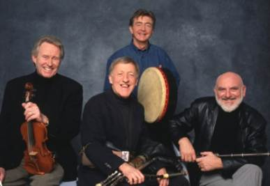 The Chieftains   (photo ANSA)
