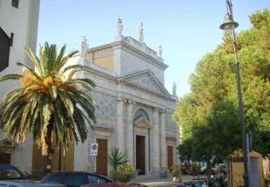 La chiesa di Sant'Andrea a Viareggio