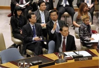 Il veto della Cina (Ansa)