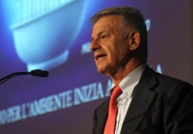 Corrado Clini, foto Ansa