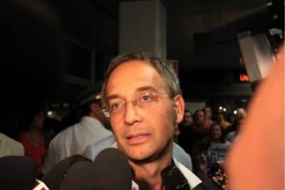 Giovanni Colasante, foto Ansa