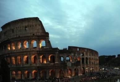 Roma, la città più accogliente d'Europa - Foto Ansa