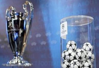 Champions League, foto d'archivio