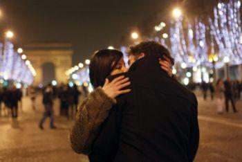 Una coppia di innamorati (Foto: Ansa)