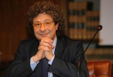 Riccardo Cucchi (Foto Ansa)