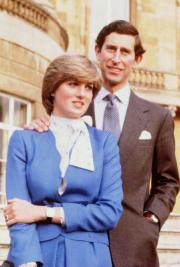 Diana Spencer e Carlo