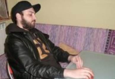 La foto del giovane omicida sulla sua pagina Facebook