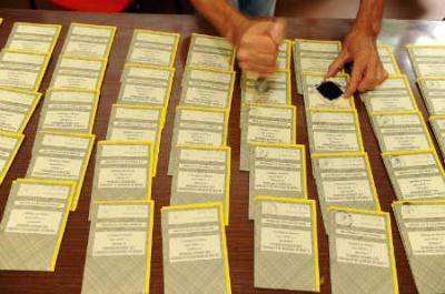 Risultati Elezioni Amministrative 2011: i dati reali dei voti dello spoglio