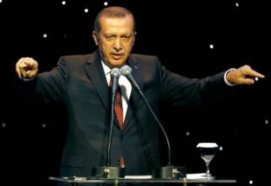 Recep Tayyip Erdogan (Foto Ansa)