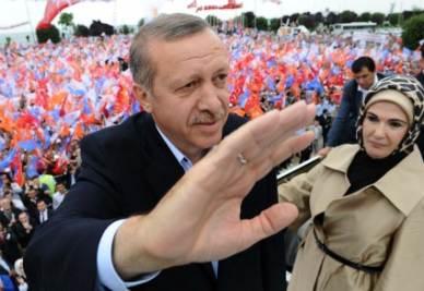 Recep Tayyip Erdogan, premier uscente, ha rivinto le elezioni (Ansa)
