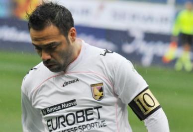 Fabrizio Miccoli (Ansa)