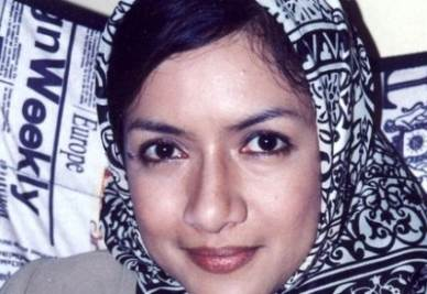 Farah Hatim, rapita dagli islamici in Pakistan