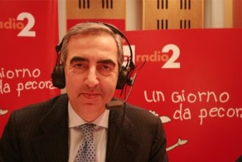 Maurizio Gasparri (Ansa)